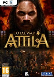 Cover Total War: Attila