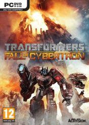 Cover Transformers: La Caduta di Cybertron