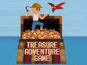 Cover Treasure Adventure Game