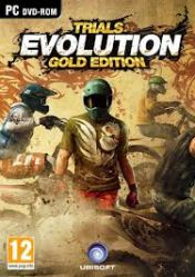 Cover Trials Evolution: Gold Edition