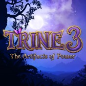 Cover Trine 3: The Artifacts of Power