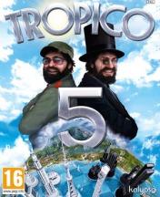 Cover Tropico 5 (PC)