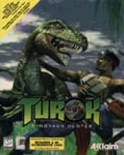 Cover Turok: Dinosaur Hunter