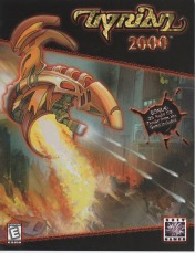 Cover Tyrian 2000