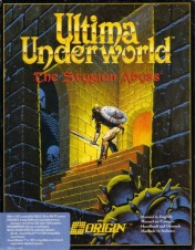 Cover Ultima Underworld: The Stygian Abyss