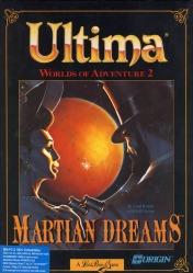 Cover Ultima Worlds of Adventure 2: Martian Dreams