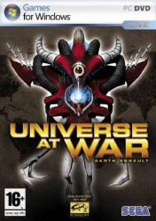Cover Universe at War: Earth Assault