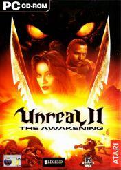 Cover Unreal II: The Awakening