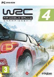 Cover WRC FIA World Rally Championship 4