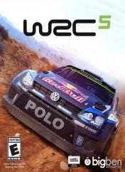 Cover WRC FIA World Rally Championship 5