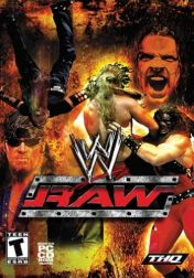 Cover WWE Raw