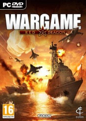 Cover Wargame: Red Dragon