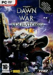 Cover Warhammer 40,000: Dawn of War - Soulstorm