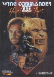 Cover Wing Commander III: Heart of the Tiger