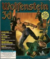 Cover Wolfenstein 3D