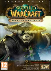 Cover World of Warcraft: Mists of Pandaria