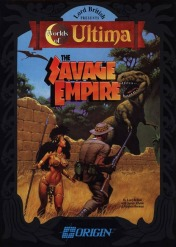 Cover Worlds of Ultima : The Savage Empire