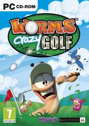 Cover Worms Crazy Golf