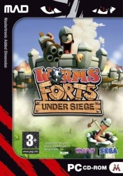 Cover Worms Forts: Under Siege