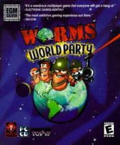 Cover Worms World Party