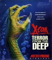 Cover X-COM: Terror From the Deep