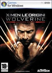 Cover X-Men Le Origini: Wolverine