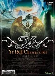 Cover Ys I & II Chronicles