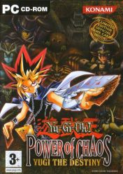 Cover Yu-Gi-Oh! Power of Chaos - Yugi the Destiny