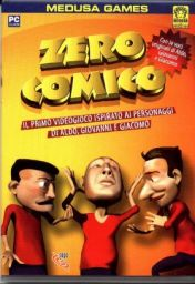Cover Zero Comico