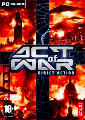 Cover Act of War: Direct Action (PC)