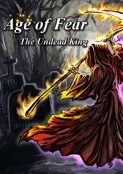 Cover Age of Fear: The Undead King