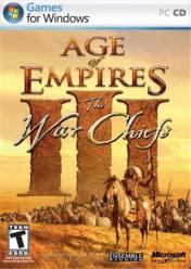Cover Age of Empires III: The WarChiefs