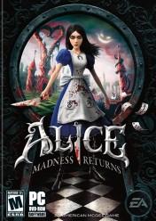 Cover Alice: Madness Returns