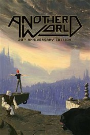 Cover Another World – 20th Anniversary Edition