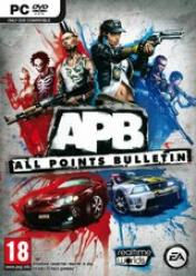 Cover APB (All Points Bulletin)