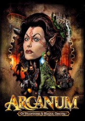 Cover Arcanum