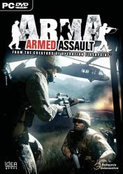 Cover ArmA: Armed Assault