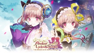 Cover Atelier Lydie & Suelle: The Alchemists and the Mysterious Paintings