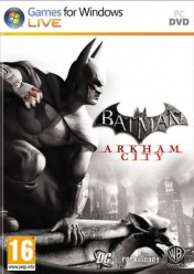Cover Batman: Arkham City