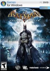 Cover Batman: Arkham Asylum