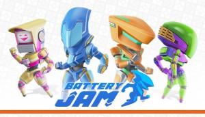 Cover Battery Jam