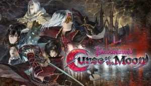Cover Bloodstained: Curse of the Moon