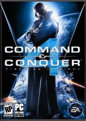 Cover Command & Conquer 4: Tiberian Twilight