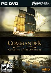 Cover Commander: Conquest of the Americas