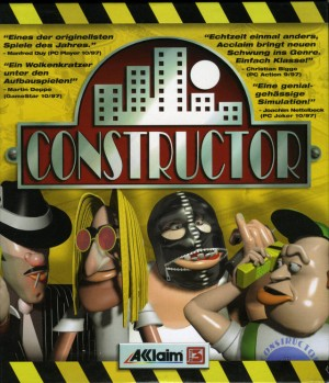 Cover Constructor (1997)
