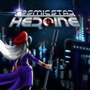 Cover Cosmic Star Heroine