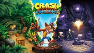 Cover Crash Bandicoot N. Sane Trilogy (PC)