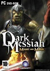 Cover Dark Messiah of Might and Magic