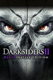 Cover Darksiders II: Deathinitive Edition (PC)