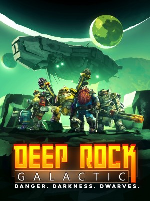 Cover Deep Rock Galactic